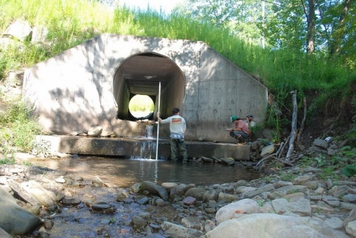 Culvert assessment in action