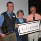 Chris Bowser receives HRES Outstanding Educator Award